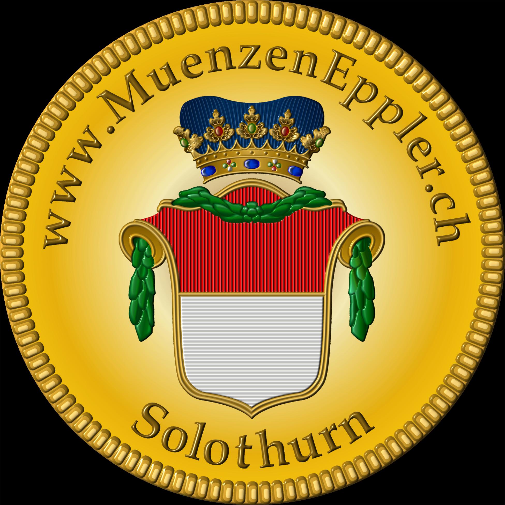 Münzen Tauchbad Kupfer Nickel
