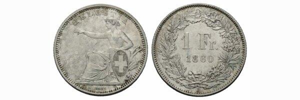 1 Franken