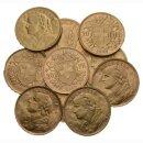 20 Franken Goldvreneli Schweiz Lot 10 Stück div....