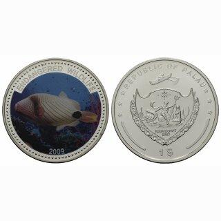Palau 1 Dollar 2009