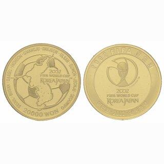 Korea 20000 Won 2002 FIFA World Cup