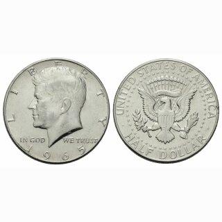 USA 1/2 Dollar 1965 Kennedy