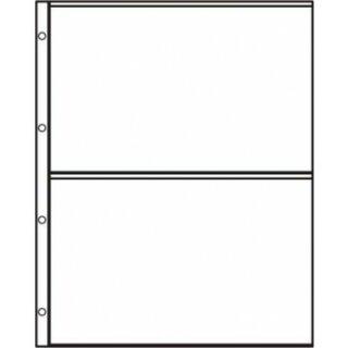 HARTBERGER®  SYSTEM-Seite mit 2 Streifen (226 x 147 mm)
