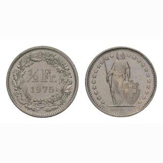 50 Rappen 1975 Schweiz