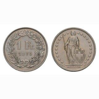 1 Franken 1975 Schweiz