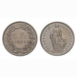 1 Franken 1976 Schweiz