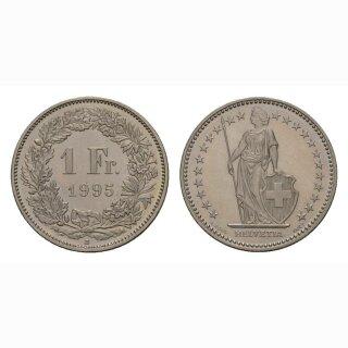 1 Franken 1995 Schweiz