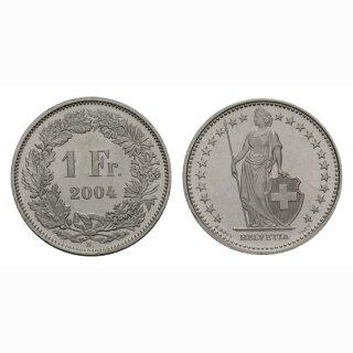 1 Franken 2004 Schweiz
