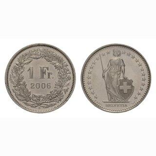 1 Franken 2006 Schweiz