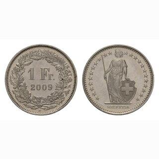 1 Franken 2009 Schweiz