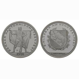 50 Franken 1991 Schützentaler Langenthal
