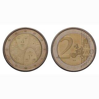 Finnland 2 Euro 2006 Frauenwahlrecht Gedenkmünze BI