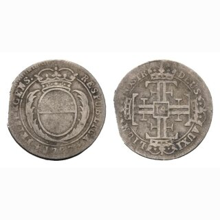 Freiburg 1/4 Gulden 1787 HMZ 2-274a