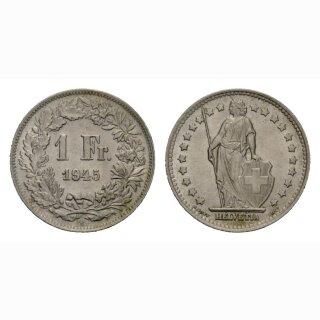 1 Franken 1945