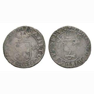 Wallis Batzen  1644 Kantonsmünze