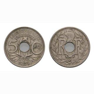 Frankreich 5 Centimes 1923
