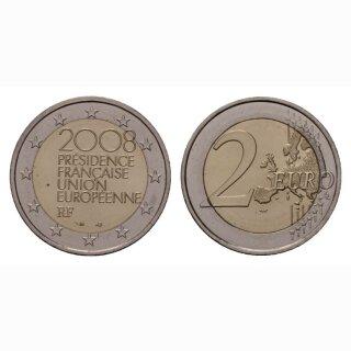 2 Euro Gedenkmünzen 2008