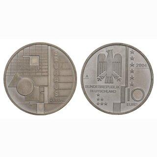 Deutschland 10 Euro 2004A  Bauhaus Dessau