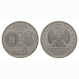 Deutschland 10 Euro 2009 A 600 Jahre Universität Leipzig