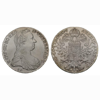 Österreich Taler N.P. Maria Theresia