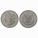 USA 1 Dollar 1 $ 1881 S Morgan Dollar