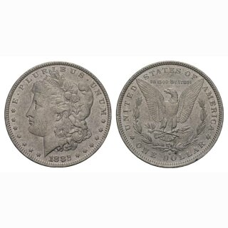 USA 1 Dollar 1 $ 1882 O Morgan Dollar