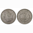 USA 1 Dollar 1 $ 1884 O Morgan Dollar