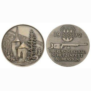 1972 Schweiz Oberländer Schützenfest Blumenstein