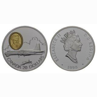 Kanada 20 Dollars 1998 CP-107Argus