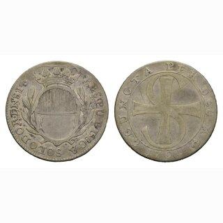 Solothurn 10 Batzen 1794