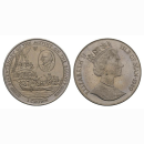 Isle of Man 1 Crown 1989