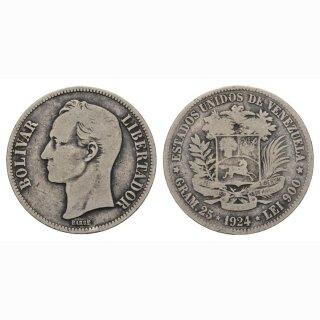 Venezuela Gram 1924 Boliviar
