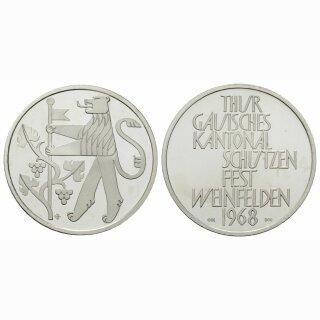 1968 Thurgau Kant. Schützenfest Weinfelden