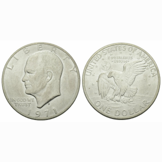USA 1 Dollar 1971 S Eisenhower