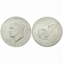 USA 1 Dollar 1972 S Eisenhower