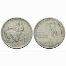 USA 1/2 Dollar 1925 Stone Mountain Memorial