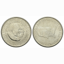 USA 1/2 Dollar 1952 B. T. und George Washington