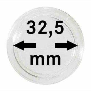 Münzenkapseln Ø 32.5 mm (100er Pack)