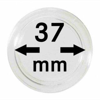 Münzenkapseln Ø 37 mm (10er Pack)