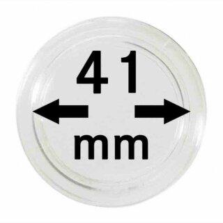 Münzenkapseln Ø 41 mm (10er Pack)