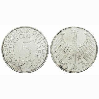 Deutschland 5 Mark 1973 G