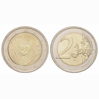 Litauen 2 Euro 2019 Volkslieder