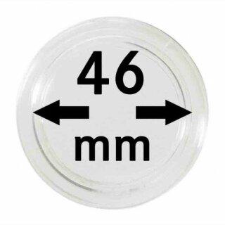 Münzenkapseln Ø 46 mm (10er Pack)