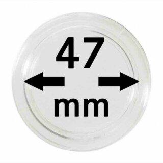 Münzenkapseln Ø 47 mm (10er Pack)